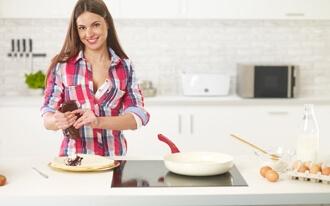 כמה טיפים לבישול נכון עם מוצרי נירוסטה