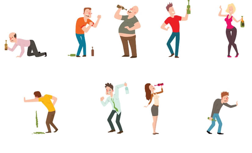 טיפים : כך תעזרו לחבר שהוא שיכור
