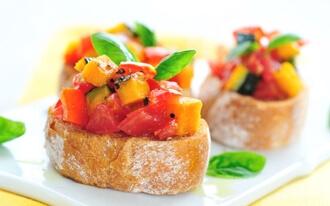 תזונה צמחונית